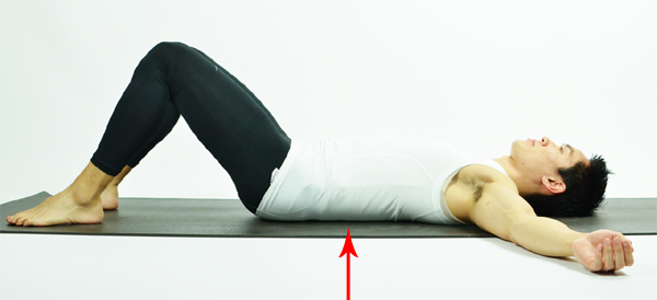 What is an imprint spine? - image courtesy of Musculoskeletal Physiotherapy Australia