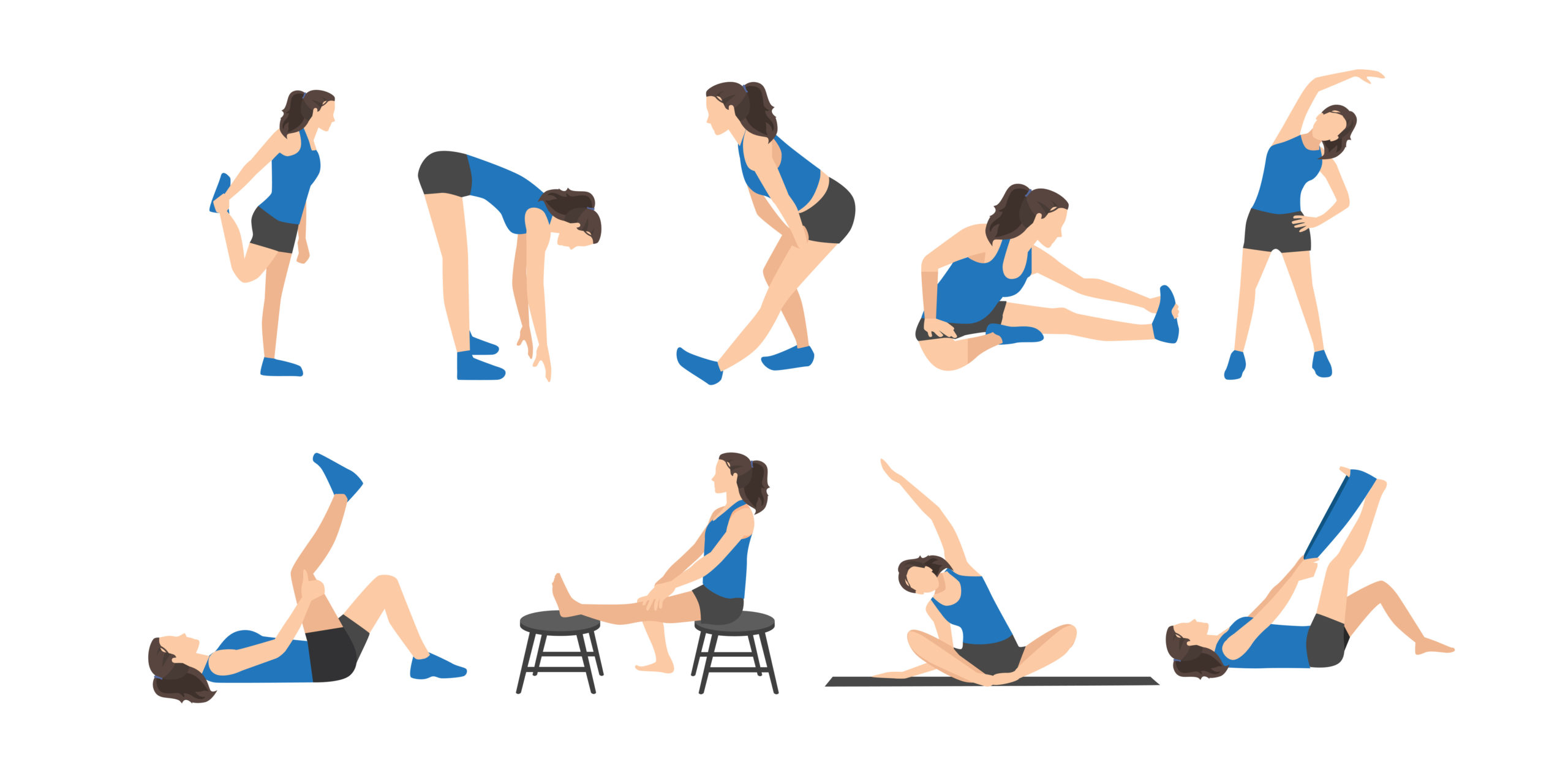 What are the best stretches - Musculoskeletal Physiotherapy Australia